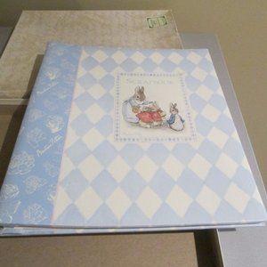 Vintage Beatrix Potter Peter Rabbit Scrapbook NEW